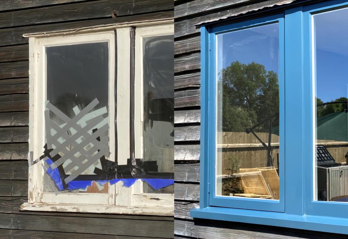 Windows Repair and Double Glazing installation in Godmanchester, Cambridgeshire