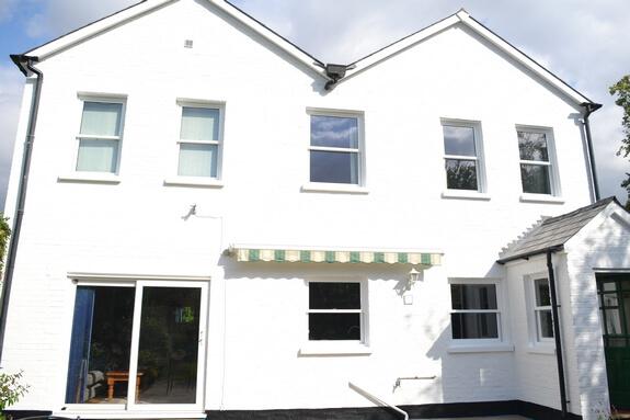 Sash windows repair Great Shelford