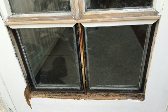 decayed window beading