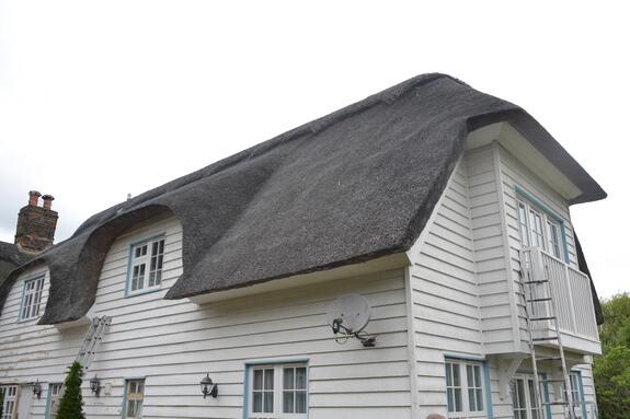 thatched cottage windows restoration