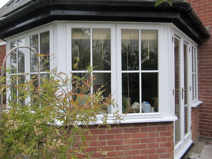 repaired bay window Milton Keynes