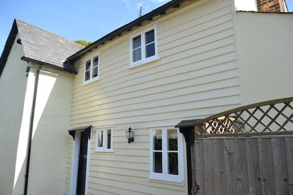 Cottage windows restoration