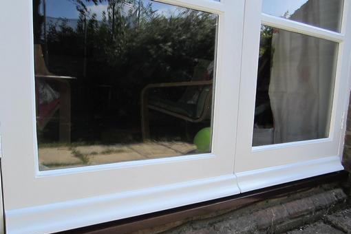 Patio door and windows repair in Reed