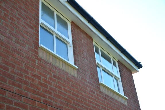Windows repairs and painting in Cambridge