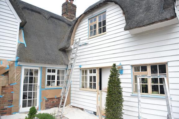 Grade 2 listed Windows Renovation