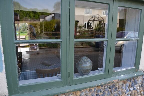 Wooden windows repair in Ickleton