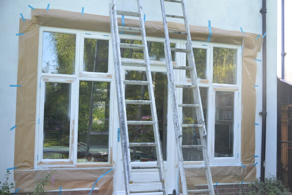 Windows renovation Cambridge