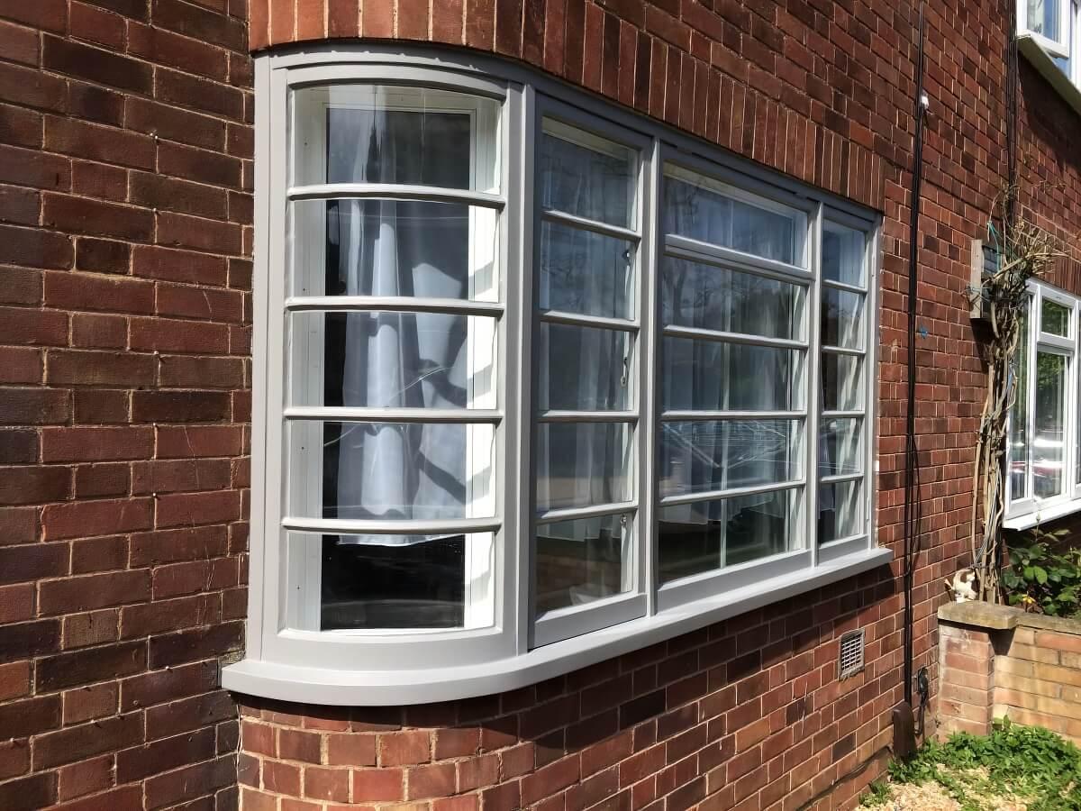 Art Deco Windows Repair in Huntingdon