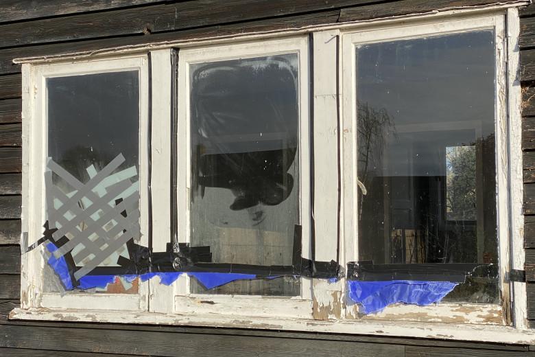 Before conservatory repairs