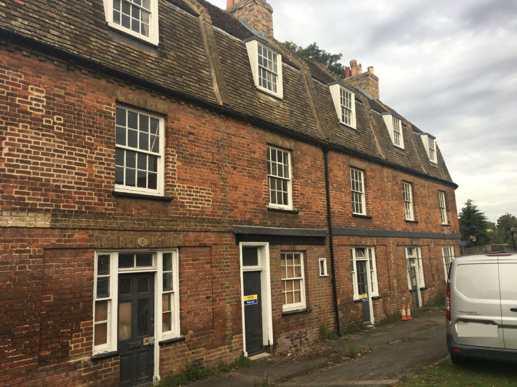Godmanchester sash window repair