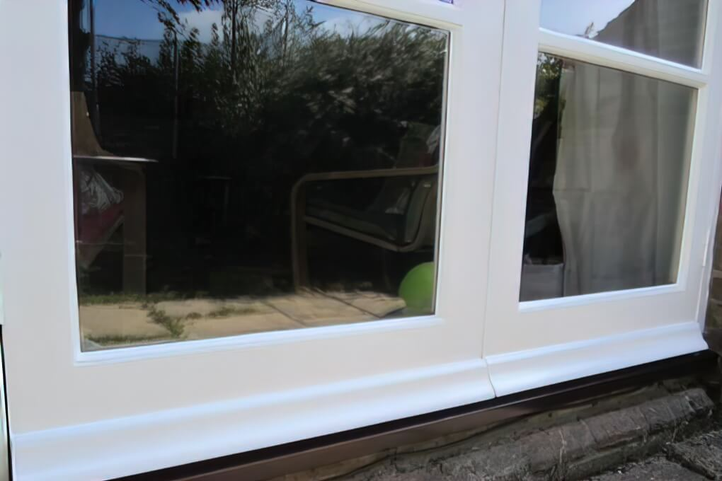 Patio door and windows repair in Reed
