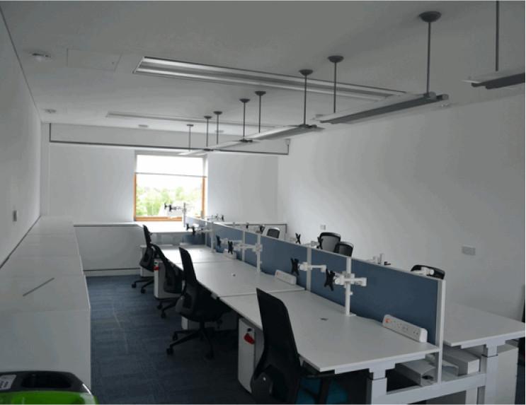 Specialist Office painters & Decorators London