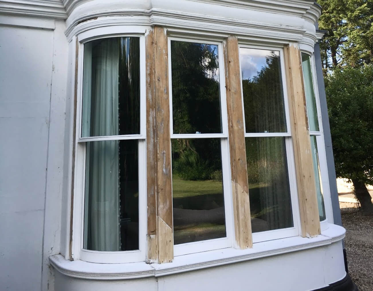 Sash Windows Repair before