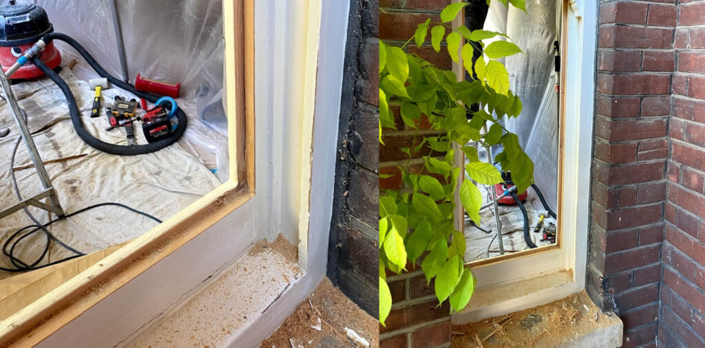 Retrofitting of Double Glazing