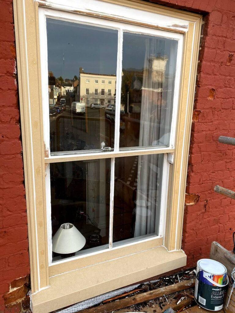 Windows restoration Potton