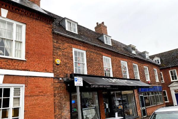 Sash windows repair Potton, Bedfordshire