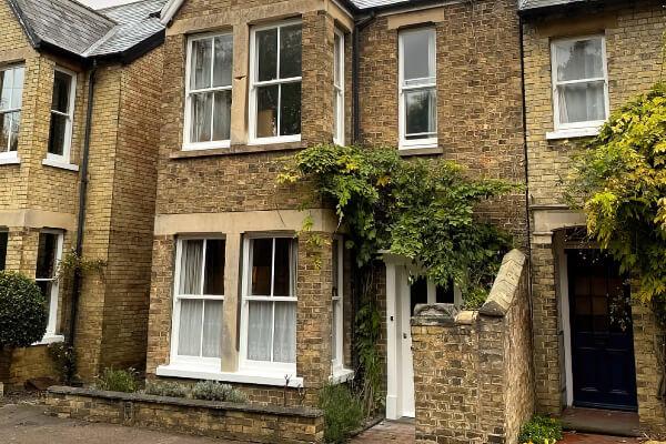 Sash windows restoration Ely