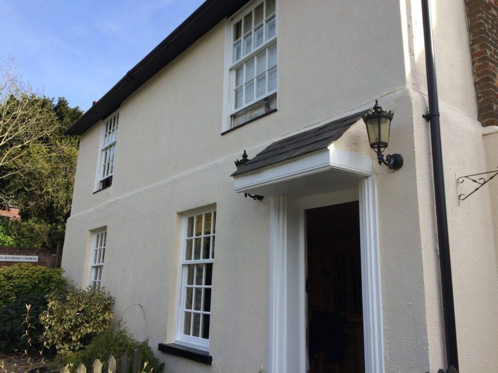 Sash windows repair Great Chishill