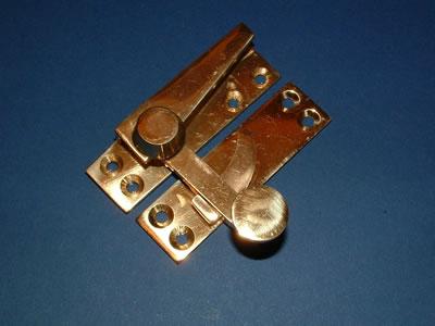 Quadrant Sash Window lock Fasteners