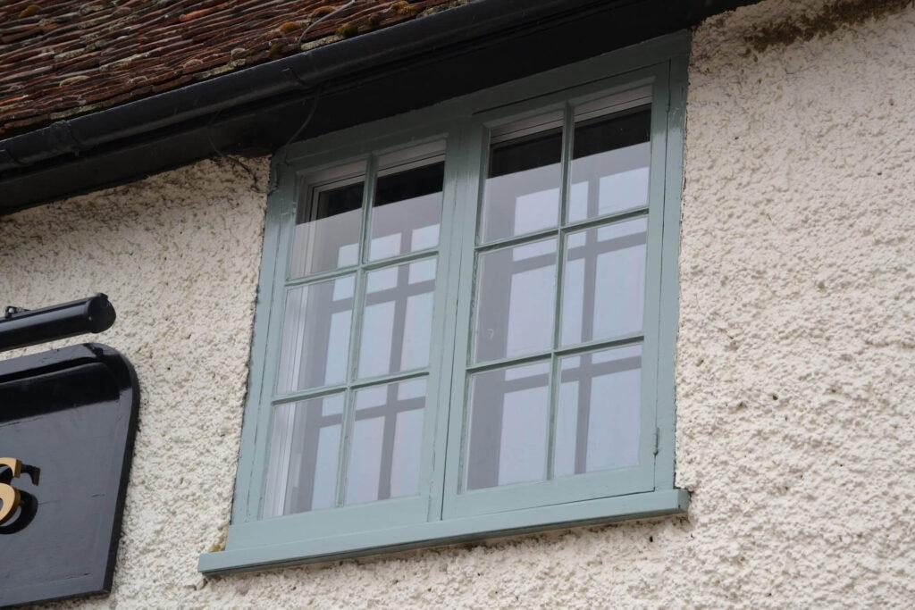 Windows restoration Barley