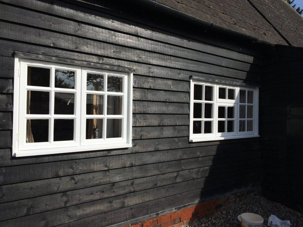 casement window great chishill