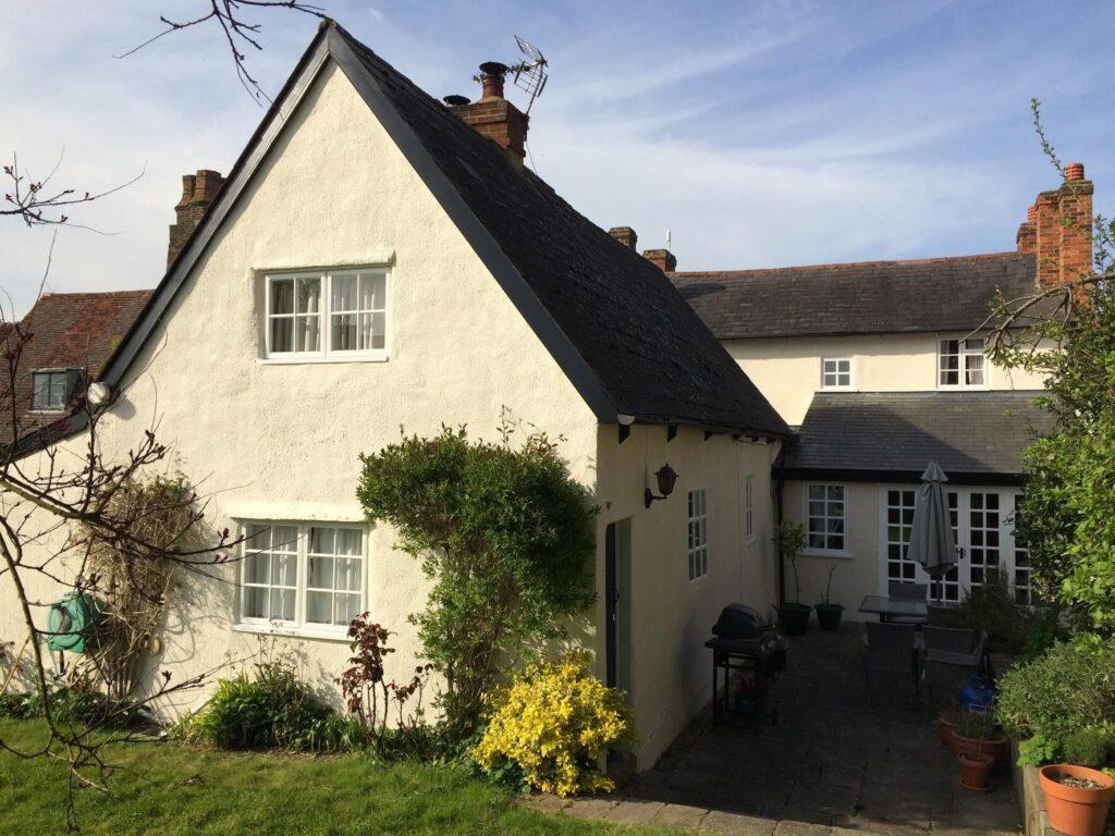 Cottage Restoration Great Chishill