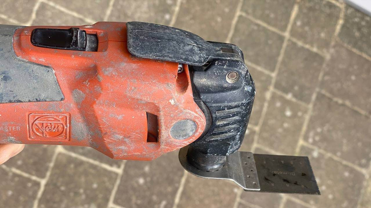 Fein multi tool saw