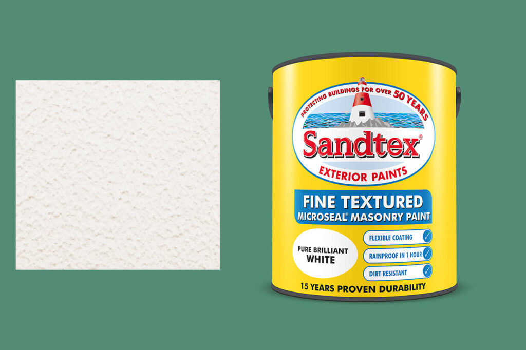 textured masonry paint
