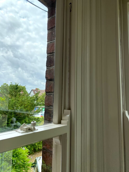 Vacuum double glazing installation