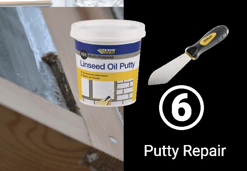 Putty Repair