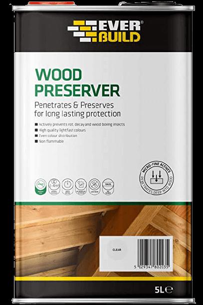 Everbuild Wood Preserver