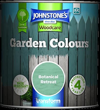 Garden Colours  Exterior Paint