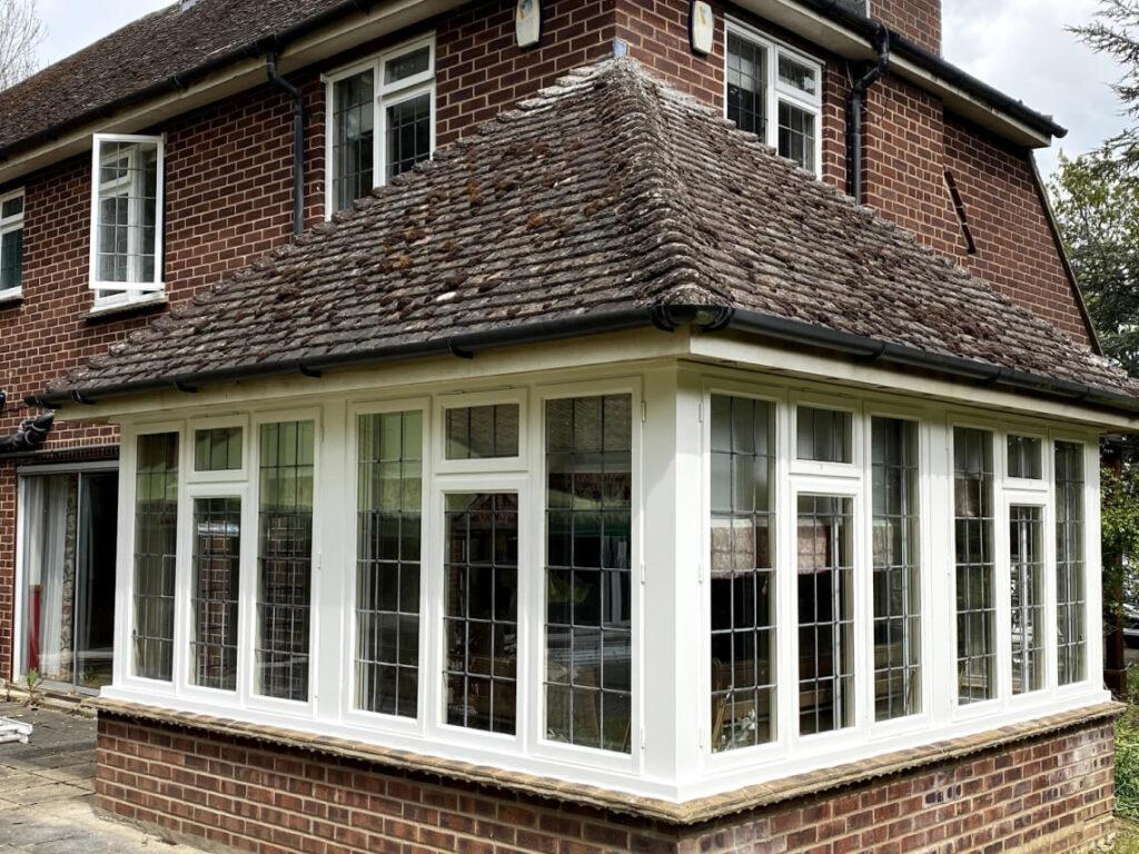 Windows Restoration Near Cambridge