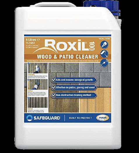 Roxie Algae treatment