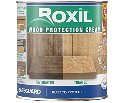 Wood Protection Cream
