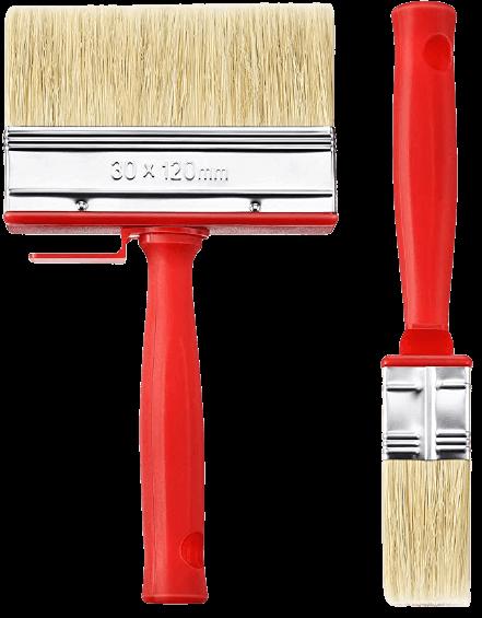 Shed Fence Paint Brush