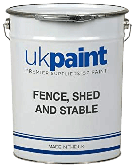 Water-Based Shed fence paint