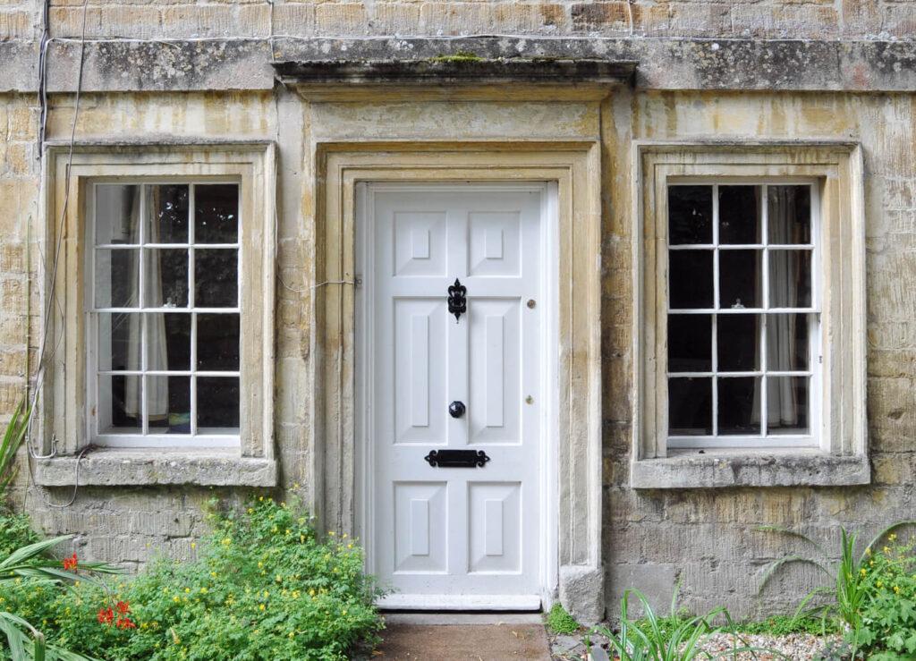 different types of sash window