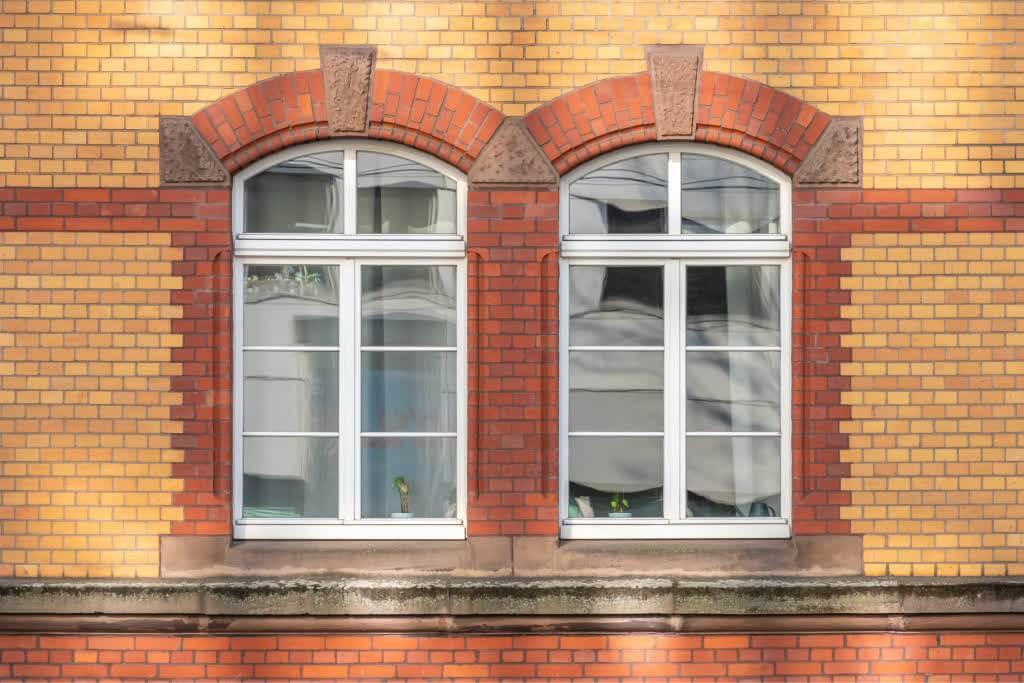 modern Georgian windows
