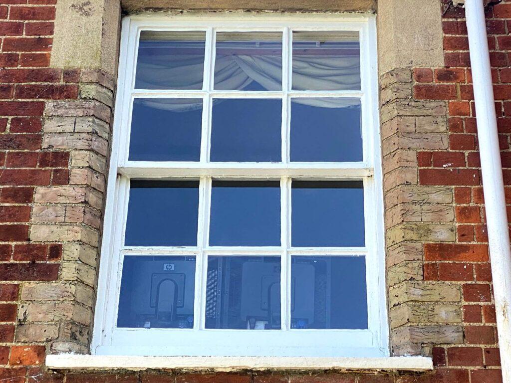 slimline double glazing window