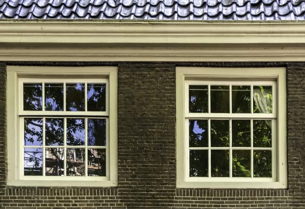Georgian windows timber