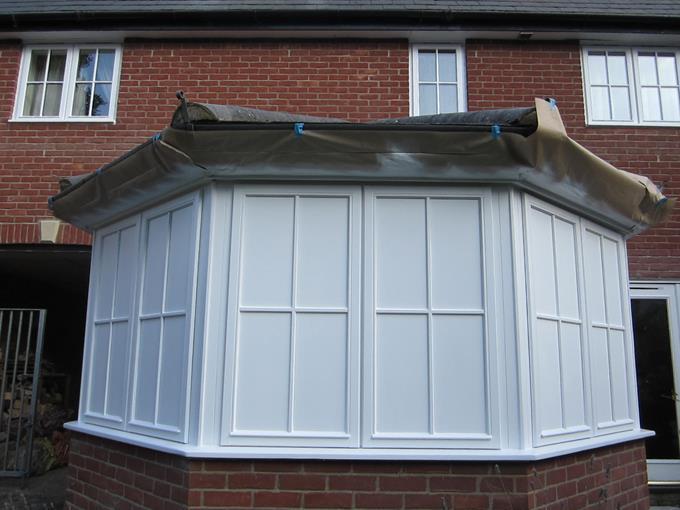 Specialists in sash windows restoration in Hertfordshire.