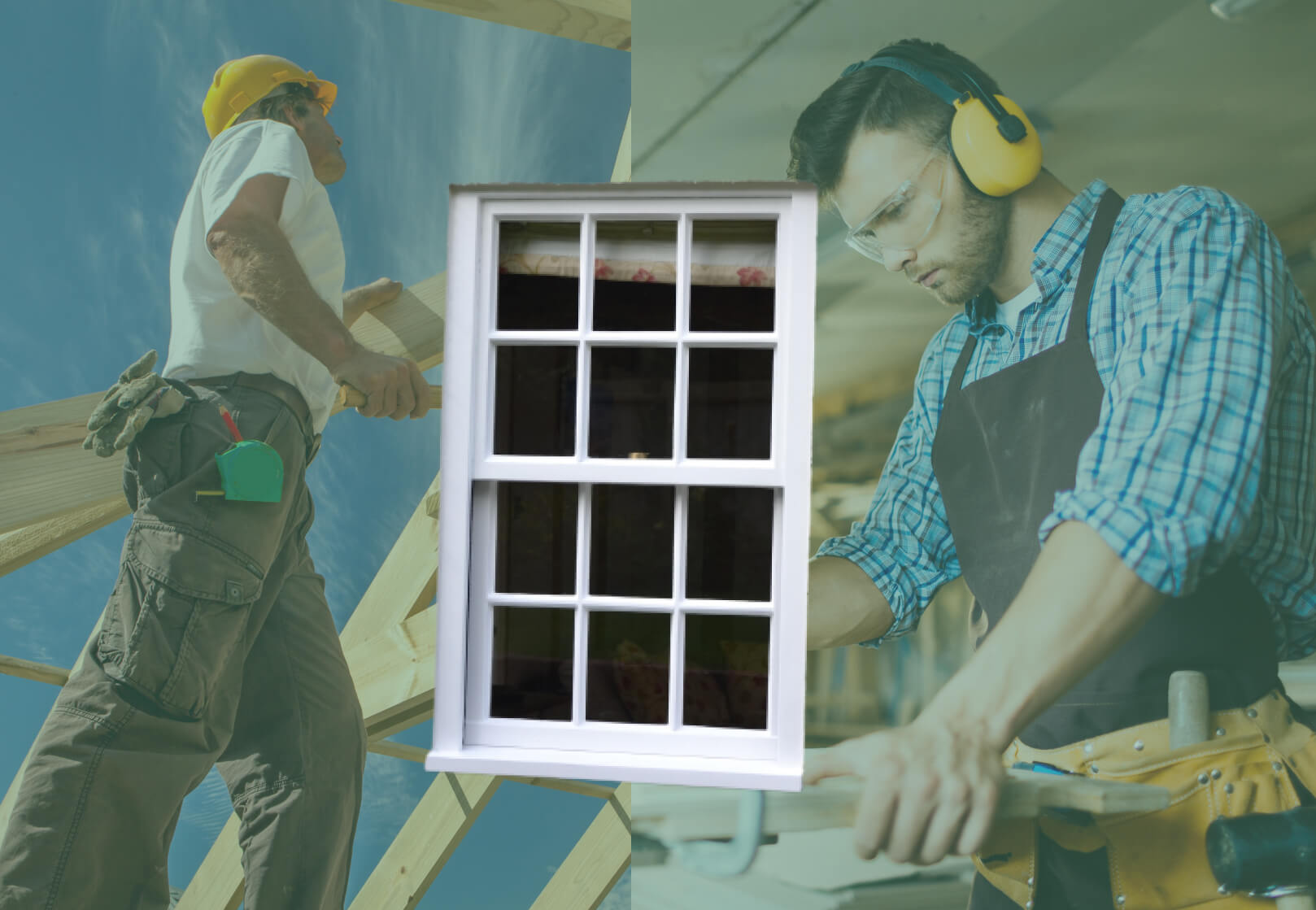 Do I need a carpenter or joiner to repair my windows?