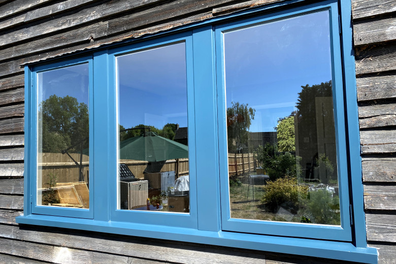 Repair and Double Glazing retrofitting | after