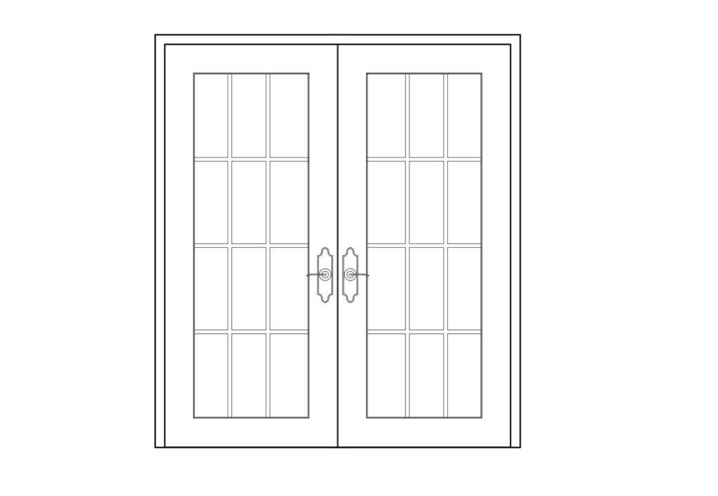 What are French doors? Period door repair