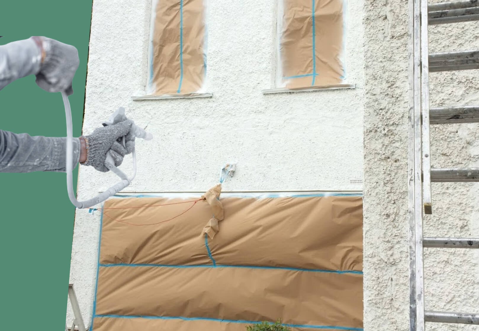 The Advantages of protective wall coatings