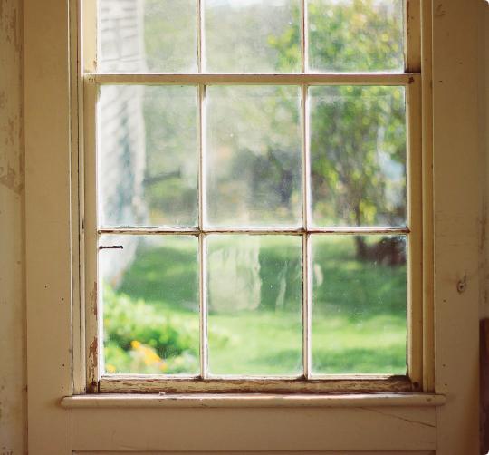 Functional window restoration includes: