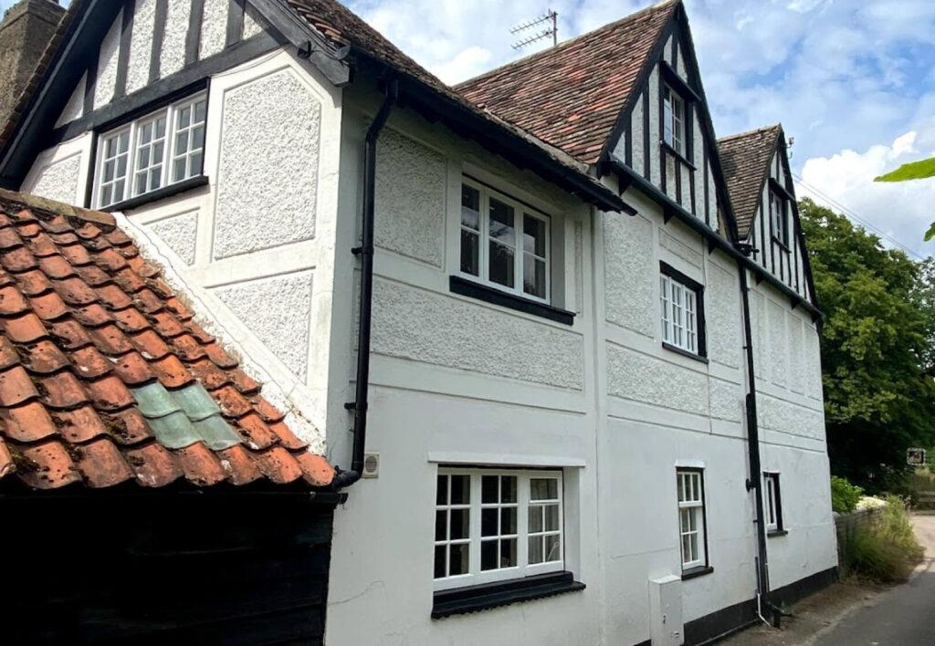 Double glazing of original sash windows