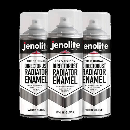 JENOLITE Directorust Radiator Spray Paint