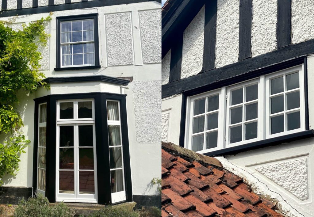 georgian cottage windows